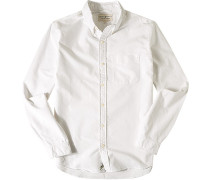 Hemd, Oxford, off white
