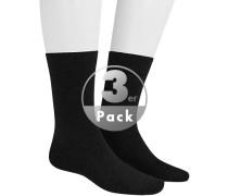 Socken, Schurwoll-Baumwolle