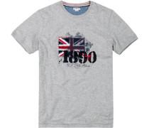T-Shirt, Baumwolle, hell