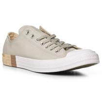 Schuhe Sneaker, Textil, greige