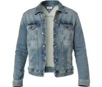 Jeansjacke, Baumwolle, jeans