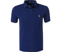 Polo-Shirt, Slim Fit, Baumwoll-Pique