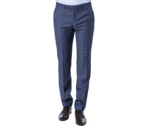 Hose, Slim Fit, Schurwolle Super110 REDA