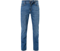Jeans Vegas, Slim Fit, Baumwoll-Stretch, jeans