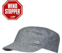 Schirmmütze, Wolle Windstopper®,  meliert