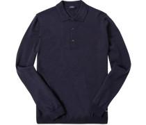 Pullover, Schurwolle, dunkel