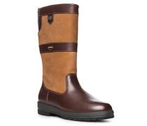 Schuhe Stiefel, Glatt-Veloursleder GORE-TEX®