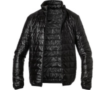 Steppjacke, Slim Fit, Mikrofaser