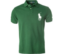 Polo-Shirt, Custom Slim Fit, Baumwoll-Piqué