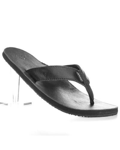 Reef Herren Schuhe Zehensandalen, Leder