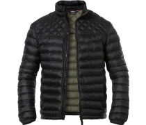 Steppjacke, Microfaser isolierend