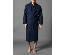 Kimono, Baumwolle, navy