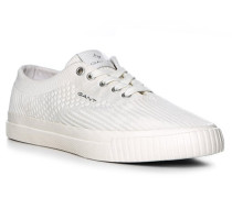 Schuhe Sneaker, Textil, creme