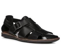 Schuhe Sandalen, Rindleder