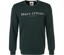 Sweatshirt, Regular Fit, Bio Baumwolle, dunkel
