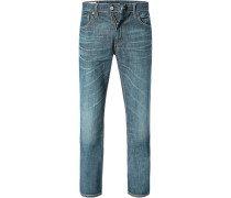 Jeans 527, Slim Fit, Baumwoll-Stretch, jeans