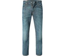 Jeans 527, Slim Fit, Baumwoll-Stretch, jeans