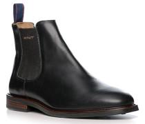 Schuhe Chelsea-Boots, Rindleder