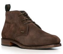 Schuhe Desert Boots, Veloursleder GORE-TEX