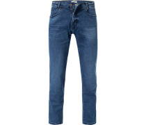 Jeans, Modern Fit, Baumwoll-Stretch, jeans
