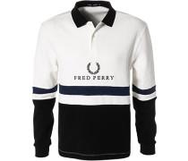 Sweatshirt, Baumwolle, -schwarz