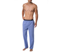 Schlafanzug Pants, Baumwolle,  kariert