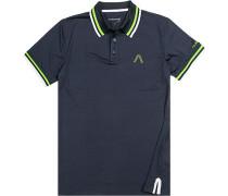 Polo-Shirt, Microfaser Drycomfort®, navy