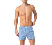 Unterwäsche Boxershorts, Baumwolle,  gepunktet
