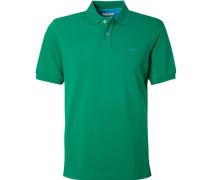 Polo-Shirt, Baumwoll-Piqué, gras