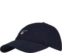 Cap, Wolle, marine