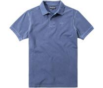 Polo-Shirt, Baumwoll-Piqué, jeans