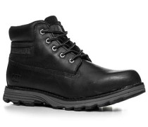 Schuhe Schnürstiefelette, Leder