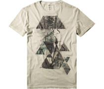 T-Shirt, Slim Fit, Baumwolle