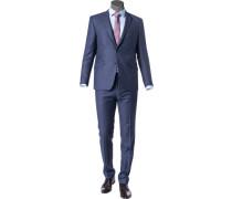 Anzug, Slim Fit, Schurwolle Super110 REDA