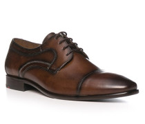 Schuhe Derby Maran, Kalbleder
