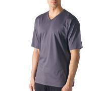 T-Shirt, Baumwolle, anthrazit