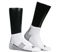 Socken, Baumwolle CLIMACOOL, -grau