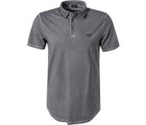 Polo-Shirt, Modern Fit, Baumwoll-Piqué