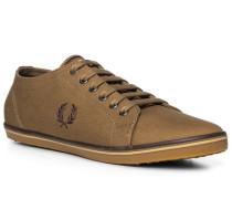 Schuhe Sneaker, Textil, camel