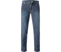 Jeans Seth, Tailored Fit, Baumwoll-Stretch, denim