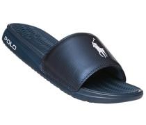 Schuhe Sandalen, Textil, navy