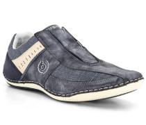 Schuhe Slipper, Kunstleder-Textil