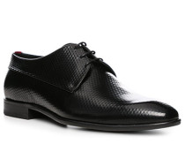 Schuhe Derby, Kalbsleder