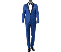 Anzug Smoking Hive-Bond, Slim Fit, Schurwolle