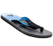 Schuhe Zehensandalen, Textil, -hellblau