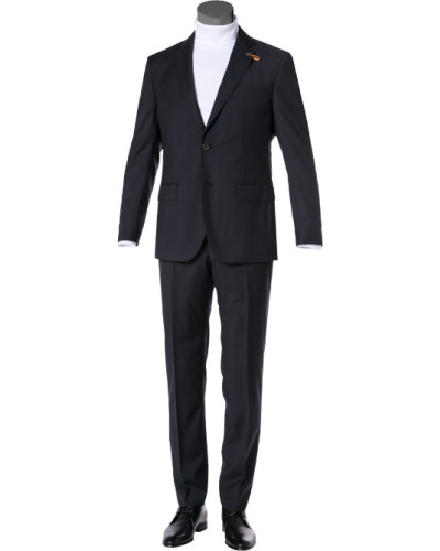 Anzug, Schurwolle Super120, dunkel