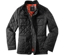 Steppjacke, Nylon wattiert