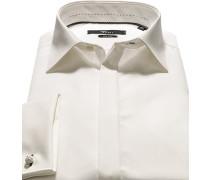 Hemd, Modern Fit, Popeline, Extra langer Arm