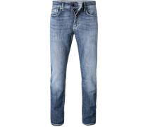 Jeans Karl, Slim Fit, Baumwolle, jeans