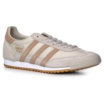 Schuhe Sneaker, Velours-Textil